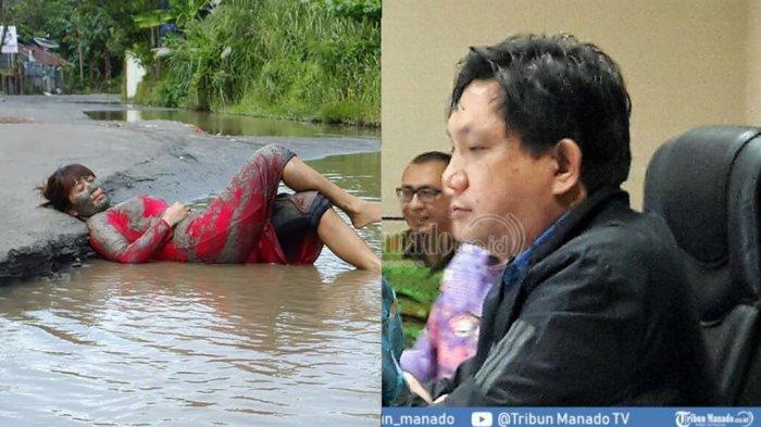 Kadis PU Manado Tanggapi Protes Rindi Timbalao yang Fotonya Viral di Facebook