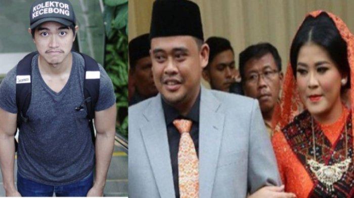 Tak Terlihat Saat Prosesi Pesta Adat Kahiyang-Bobby di Medan, Dimanakah Kaesang Pangarep?