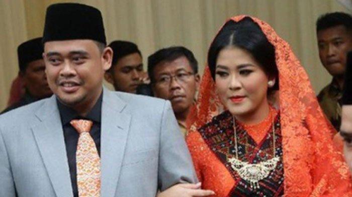 Live Streaming Resepsi Pernikahan Kahiyang dan Bobby Nasution Hari ini