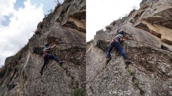 Kak Seto Pamer Olahraga Panjat Tebing Sampai Tangan Luka, Usia Menginjak 70 Tahun