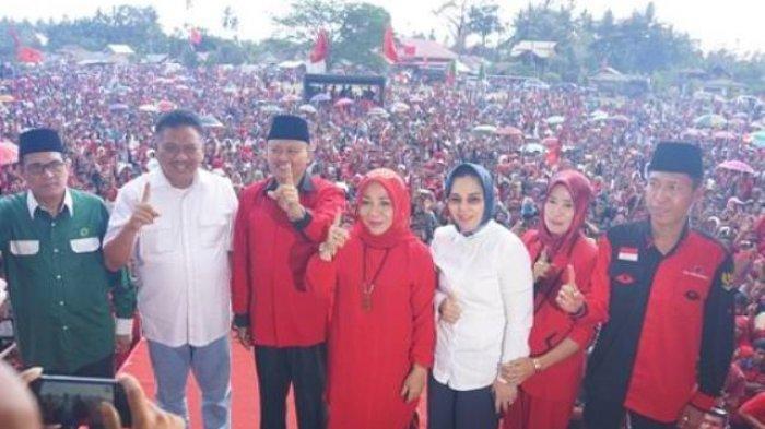 Kampanye Partai di Bolsel Masih Sepi
