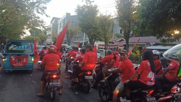 PDIP Raih 15916 Suara di Dapil Singkil-Mapanget, Berpeluang Tiga Kursi, Rebut Kantong Suara Muslim