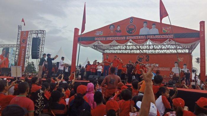 PDI Perjuangan Rebut Empat Kursi DPRD Sitaro dari Dapil II
