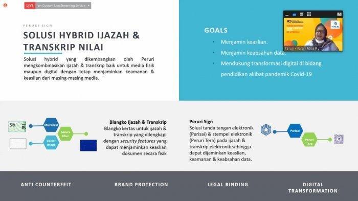 Kampus di Indonesia Ini Terbitkan Ijazah dan Transkrip Nilai Digital, Bisa Cegah Pemalsuan