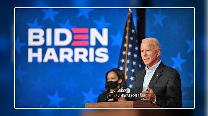 Jadi Perhatian Warganet, Kamala Harris Telepon Joe Biden: We did it, we did it Joe