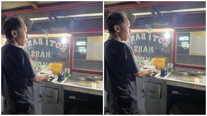 Kisah Kang Ujang, Penjual Roti Bandung di Kotamobagu: Pantang Pulang Neng, Kalau Belum Laku Semua