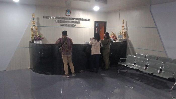UPDATE Pendaftaran CPNS di Manado, Merry Begadang Demi Unggah Berkas
