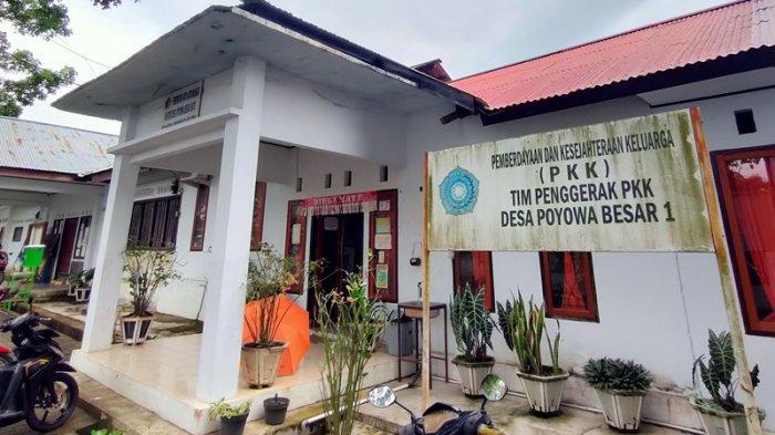 Hingga September 2021, 40 Warga di Desa Poyowa Besar Kotamobagu Satu Meninggal Dunia