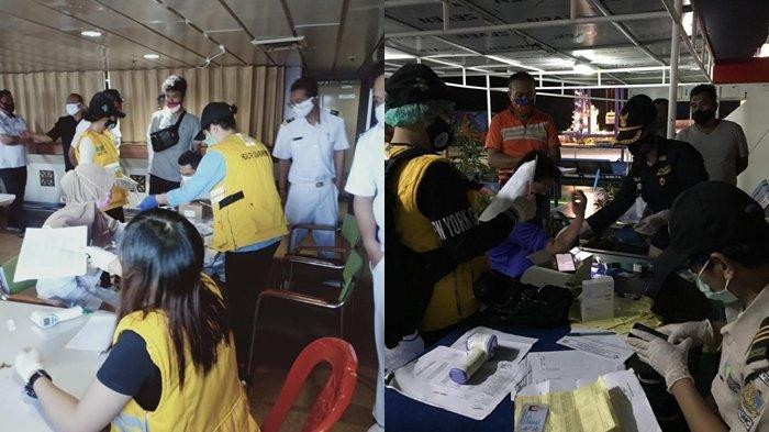 Kantor Kesehatan Pelabuhan Samudera Bitung Siapkan 2 Ribu Rapid Antigen