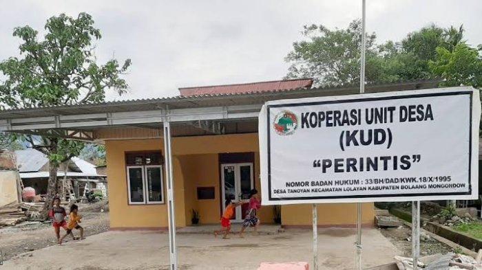 KUD Perintis Desa Tanoyan Bolmong Jadi Koperasi Terendah yang Setor Royalti ke Negara