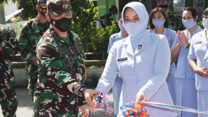Resmikan Kantor PIA Ardhya Garini Lanud Sam Ratulangi, Ini Pesan Danlanudsri