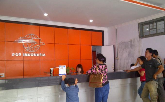 Transfer Rekening Bisa Lewat Kantor Pos Tribun Manado