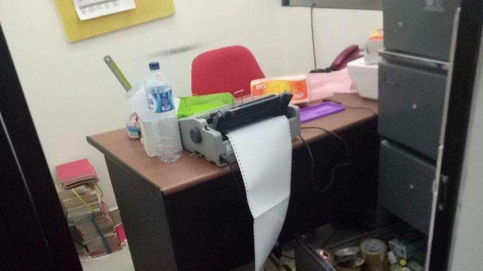 Bobol Kantor Perusahaan Swasta di Sario, Tiga Pelaku Hanya Menggunakan Satu Motor