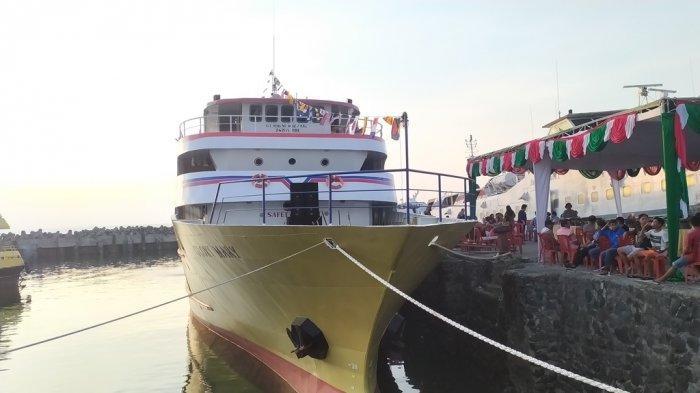 Jelang Natal dan Tahun Baru, Kapal Glory Mary Siap Angkut 400 Penumpang Manado-Talaud