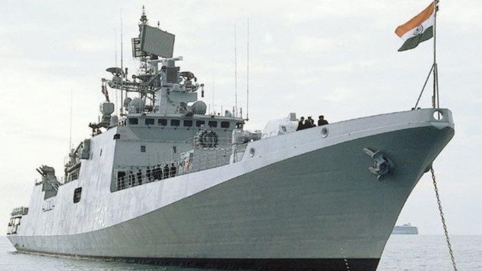 Kapal India Bersandar di Riau, Kapten dan Seluruh ABK Positif Covid-19, Mereka Dibawa ke Rumah Sakit