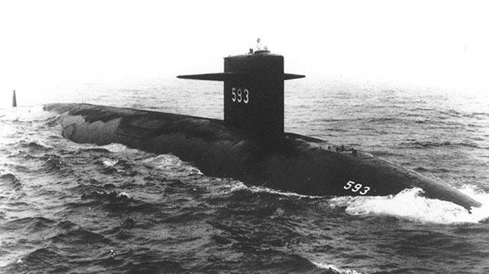USS Thresher milik Amerika Serikat