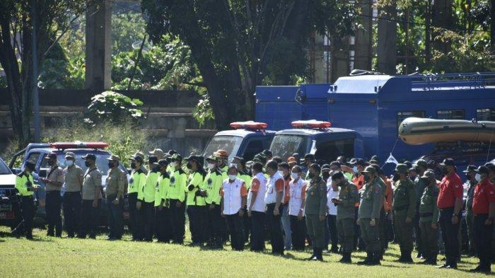 Kapolda Bersama Gubernur Sulut Ambil Langkah Preventif Tanggulangi Bencana
