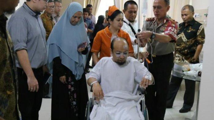 Jokowi Marah: Penyerangan Terhadap Novel Itu Brutal, Saya Mengutuk!