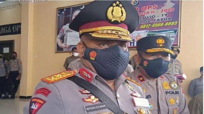 KKB Dicap Teroris, Kapolda Papua Tegaskan Tidak Ada Pasukan Khusus Dikirim ke Papua