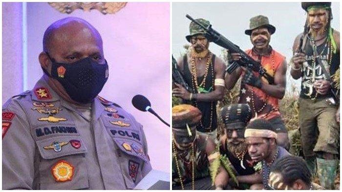 Teroris KKB Papua Terus Diburu Pasukan Khusus, Fakhiri: Dari 6 Kelompok yang Aktif sekitar 150 orang