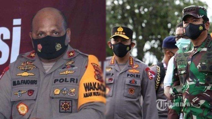 Kapolda Papua Bocorkan Hasil Pertemuan dengan Panglima TNI dan Kapolri: Bahas Penanganan KKB Papua