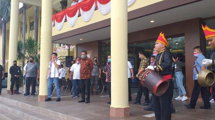 Irjen Pol Royke Lumowa Keluarkan Album bertajuk 'Cintaku Negeriku Damai Bersamamu'