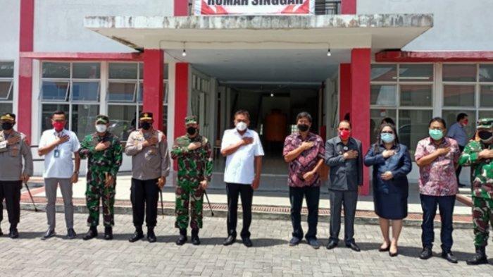 Rumah Sakit Darurat Covid-19 di Tondano Jadi Kedua di Sulawesi Utara