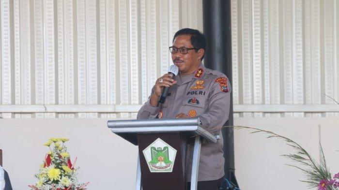Kapolda Sulut Irjen Pol Nana Sudjana Kagum dengan Keberadaan Kota Tomohon