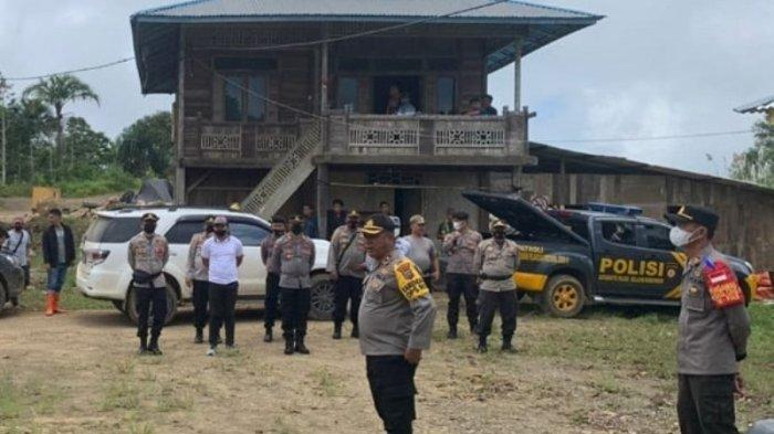 Pasca Konflik Perkebunan Bolingongot, Polisi Langsung Cari Pelaku Penembakan dan Pembunuhan