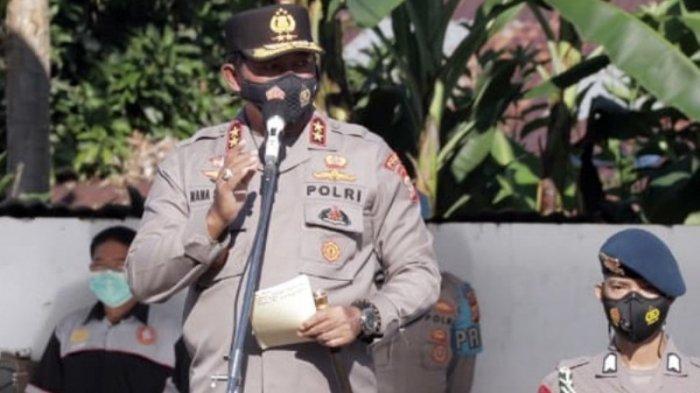 Kapolda Sulut: Polisi Mabuk Langsung Masuk Sel