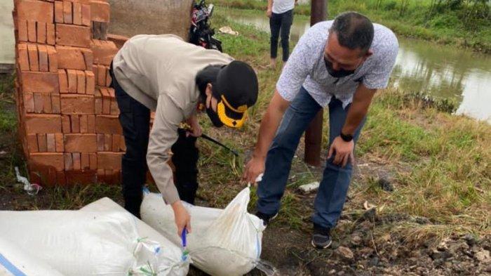 Polres Bolmong Musnahkan 1550 Liter Miras Jenis Captikus