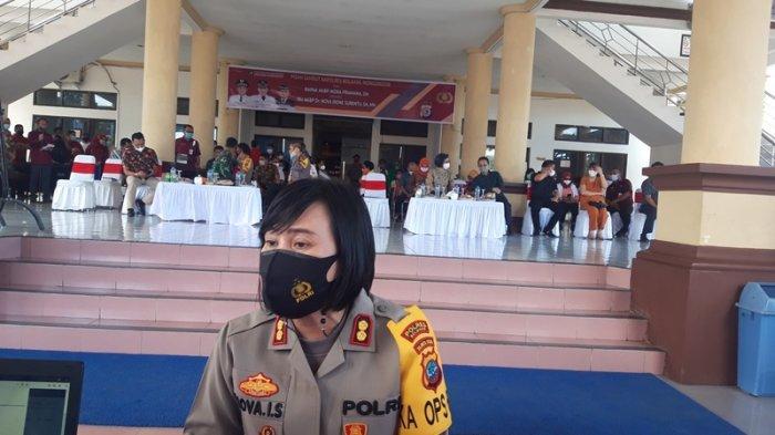 Pendaftaran Anggota Polri Tahun 2021 hingga 1 April, Kapolres Bolmong Ajak Putra Daerah Ikut Daftar