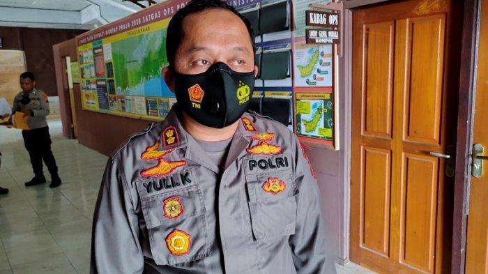 Polres Bolsel Siagakan 36 Personel Jaga Pintu Masuk