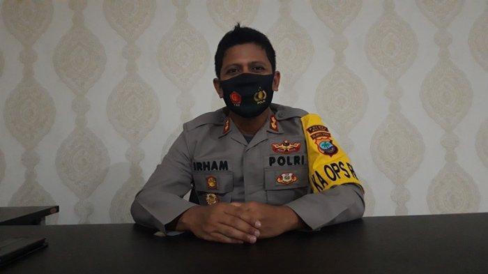 Ucapan dan Harapan Kapolres Boltim AKBP Irham Halid pada HUT ke 12 Tribun Manado