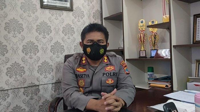 Polres Kotamobagu Kecolongan,Banyak Senjata Rakitan Beredar di Pertambangan Emas PT BDL