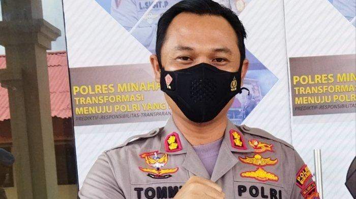 Hut Ke 57 Provinsi Sulut, Ini Harapan Kapolres Minahasa AKBP Tommy Bambang Souissa