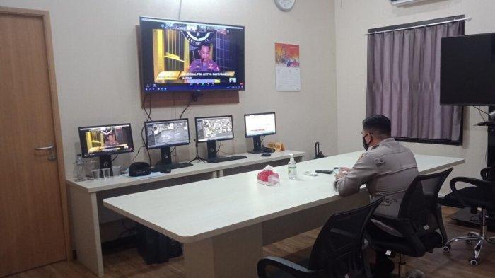Kapolres Minahasa Apresiasi Keberadaan TV Radio Polri