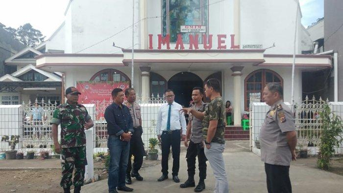 Kapolres Minahasa Siagakan Pasukan di Lokasi Tawuran Antar Kelompok