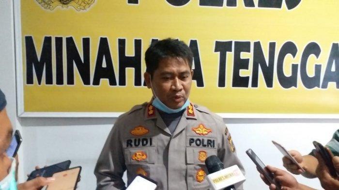 Amankan Pelaku Penganiayaan di Ratatotok, Kapolres Mitra Minta Warga Tenang