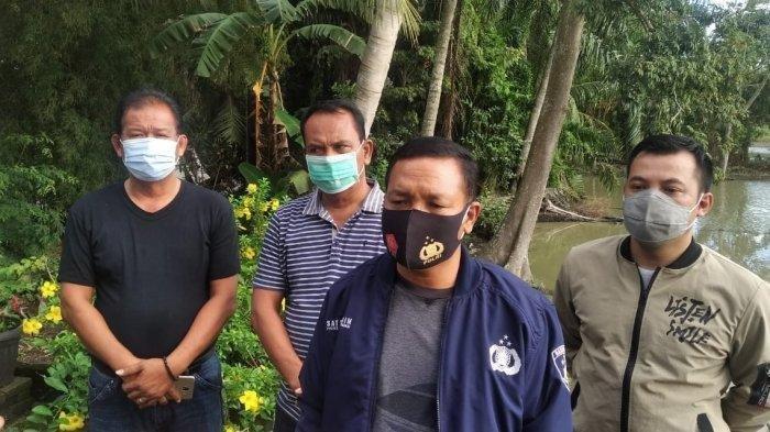 Kapolres Serdangbedagai (Sergei) AKBP Robin Simatupang diperiksa propam terkait kaburnya delapan tahanan dari Rumah Tahanan Polisi (RTP) beberapa waktu lalu.