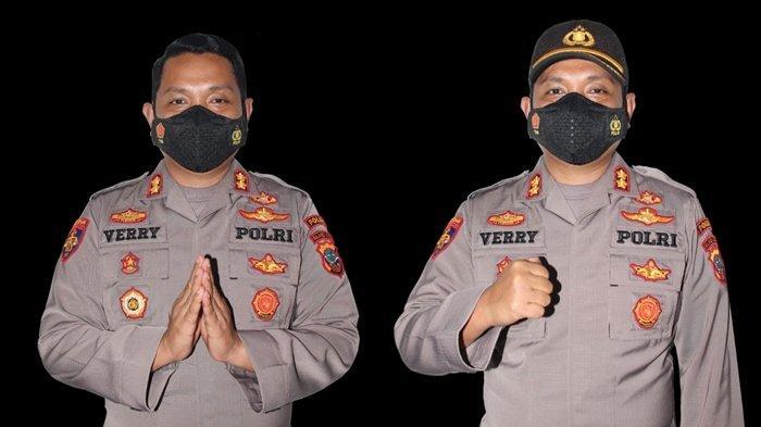 Kapolres AKBP Dasveri Resmi Bertugas di Talaud, Jaga Perbatasan Indonesia Filipina
