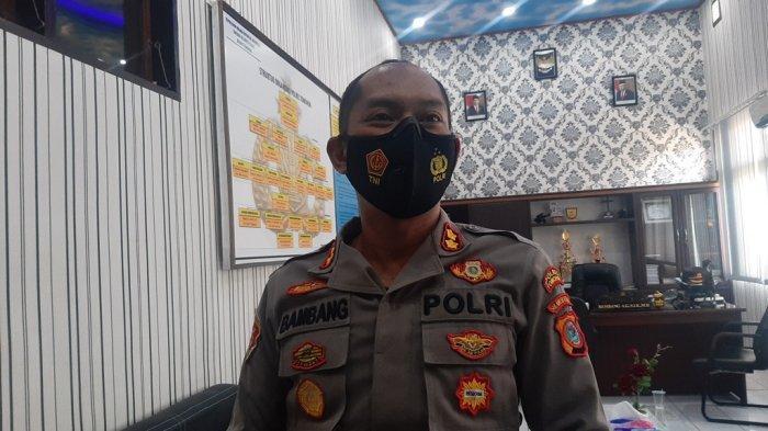 Dua Jabatan Kapolsek dan Kabag Ops di Jajaran Polres Tomohon Berganti