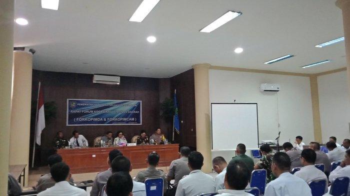 Kapolres Usul Pilkades Bolmong Diundur, Pemkab Cari Solusi