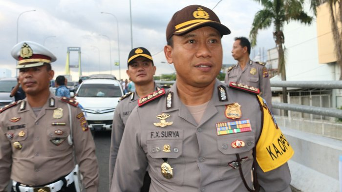 Tim Paniki Rimbas SatuPolresta Manado Tangkap Tersangka Pembunuhan di Banjer