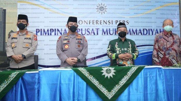 Jenderal Listyo Mau Jadi Warga Muhammadiyah, Mu'ti: Tak Perlu, karena Harus Bayar Iuran Anggota