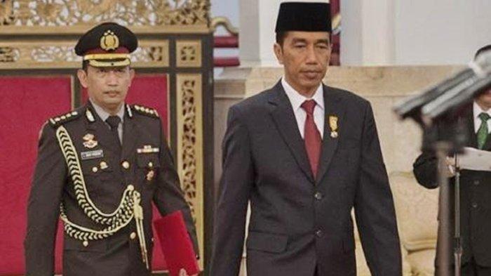 Kapolri Listyo Sebut Bakal Rekrut Pegawai TWK Nonaktif KPK Jadi ASN Polri, Disetujui Presiden Jokowi