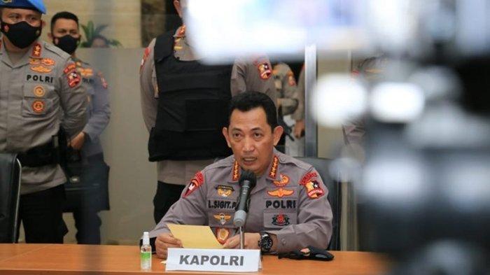 INSTRUKSI Terbaru Kapolri kepada Kapolda di Seluruh Indonesia, Tindaklanjut Perintah Presiden Jokowi