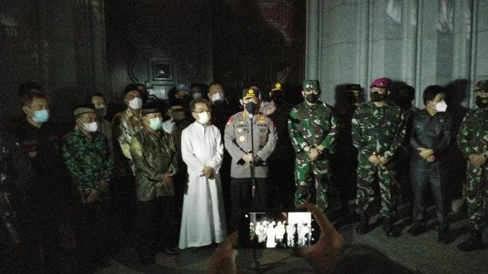 Kunjungi Sulawesi Utara, Kapolri Sampaikan Ucapan Selamat Paskah
