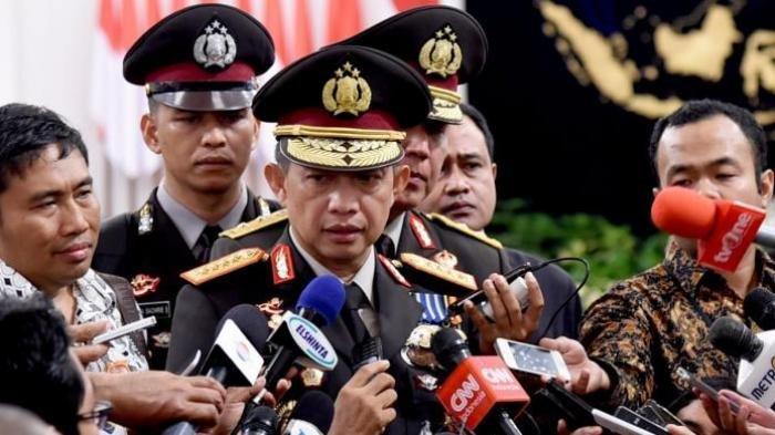 Kapolri Tito Karnavian Sebut Aksi 'People Power' Mengacaukan Pemerintah Ada Hadiah Ancaman Pidana