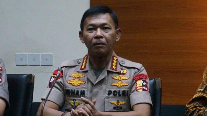 Gantikan Jendral Idham Azis, 3 Perwira Tinggi Ini Berpeluang Jadi Kapolri, Ini Profilnya